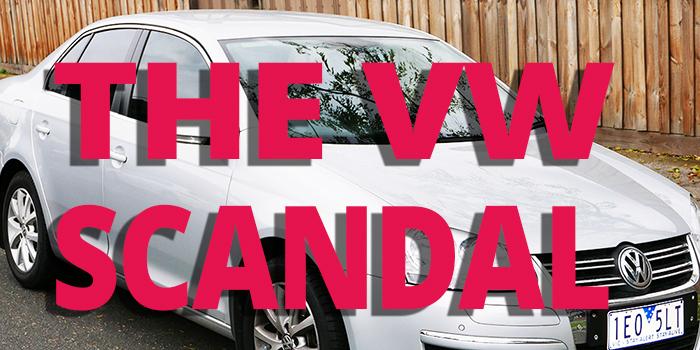 the vw scandal